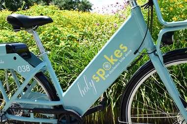 Holy Spokes Charleston Bike Share