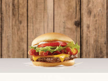 Wendy's free bacon cheeseburger deal