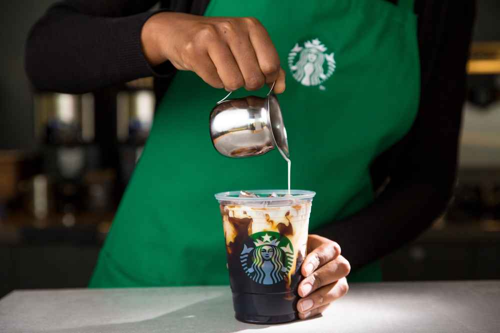Starbucks Is Giving Out Free Cold Brew Coffee on Friday