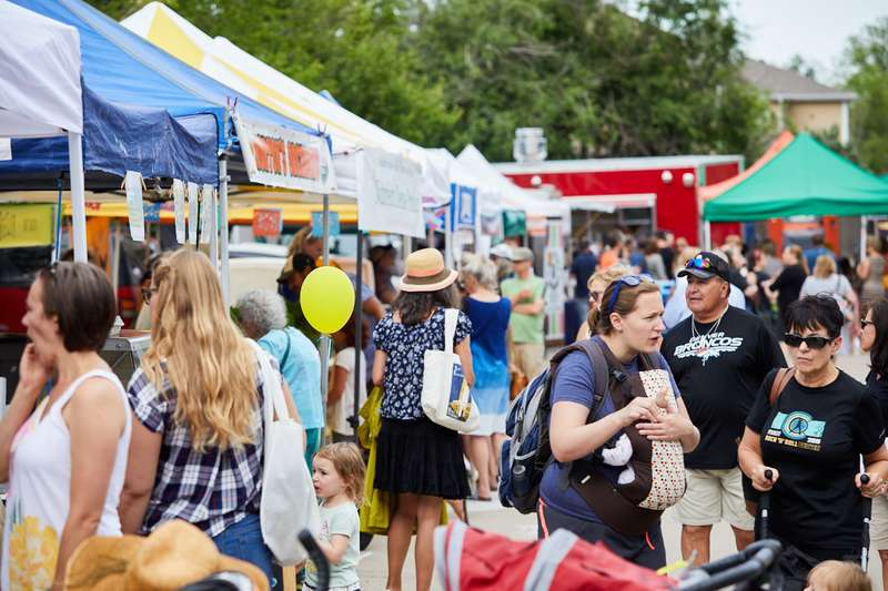 Boulder County Farmers Markets
