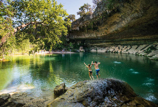 The Best Swimming Holes Around Town for a True Austin Summer