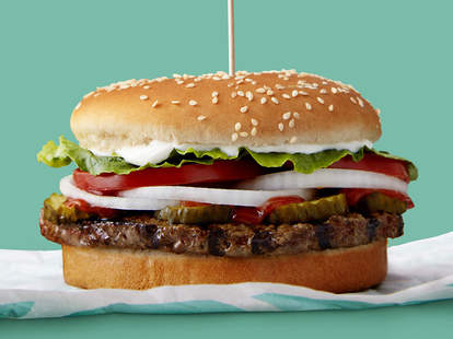 Burger King Impossible WHopper