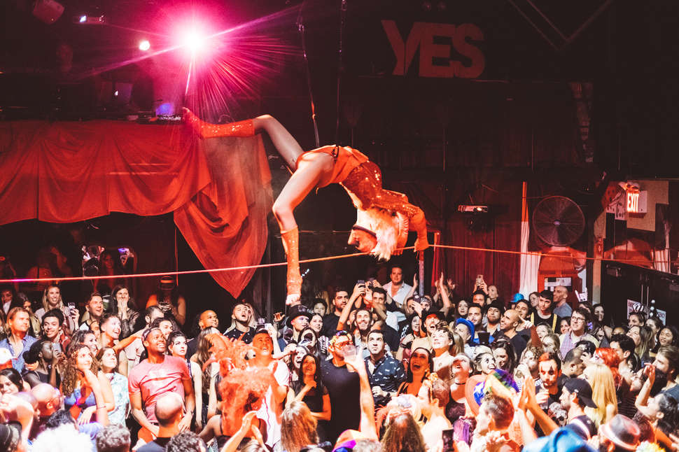 house of yes party