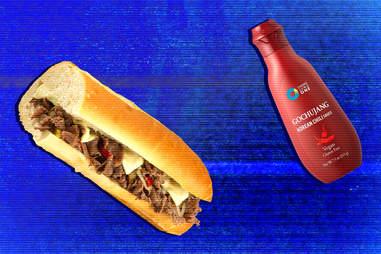 gochujang sandwich