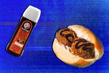 tonkatsu sauce katsu sandwich
