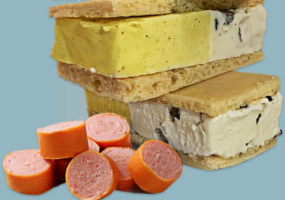 We Tasted Oscar Mayer's Unholy Hot Dog & Mustard Ice Cream Sandwich