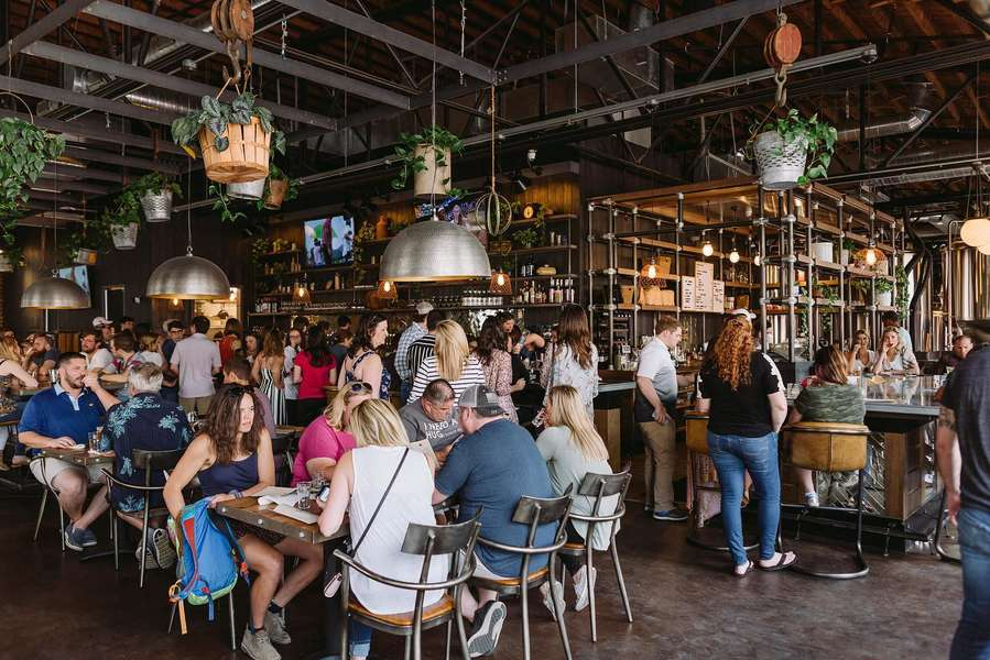 Breweries Open Christmas Day Charlotte 2021 Best Breweries In Charlotte North Carolina Craft Beer You Need To Try Thrillist