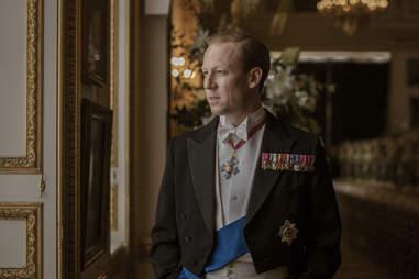 Tobias Menzies the crown