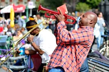 jazz new orleans park