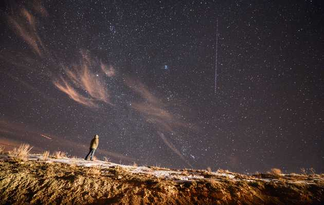 Here's When the Next Spectacular Meteor Shower Arrives