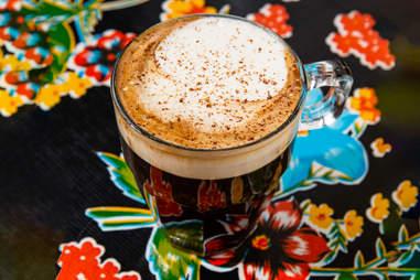 Fort Defiance irish coffee