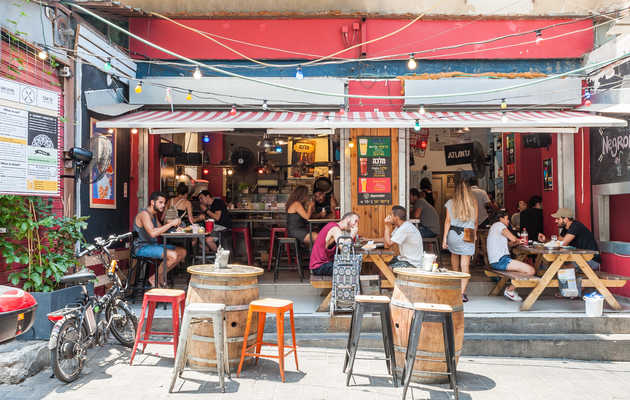How to Eat Your Way Through Tel Aviv's Outstanding Food Markets