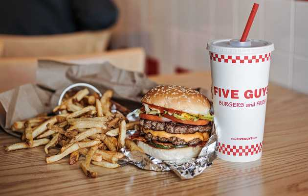 Five Guys Might Just Be Winning the Fast-Casual Burger War