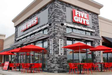 five guys burgers and fries burger america chain fast casual thrillist