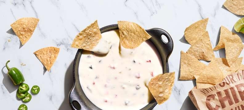 chipotle queso blanco