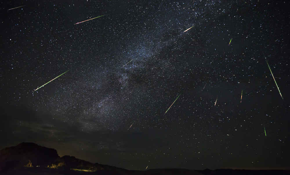 The Best Meteor Shower of the Year Peaks on Monday. Here's How to Watch It.