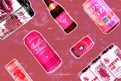 rose beer