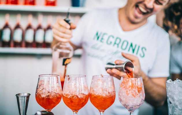 The 5 Best Spritzes in NYC