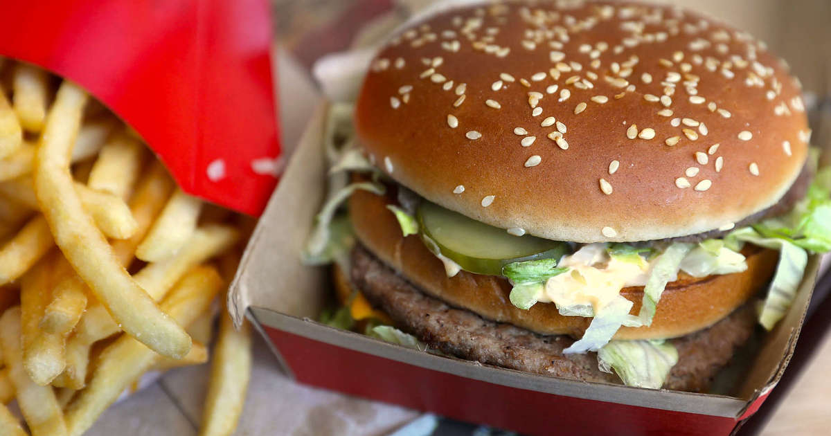 McDonald's New Buy-One-Get-One Deal Gets You $1 Big Macs, Quarter Pounders & More
