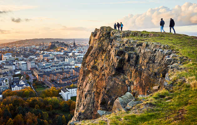 This Dreamy Scottish Capital Is a Must for Foodies and Harry Potter Fans