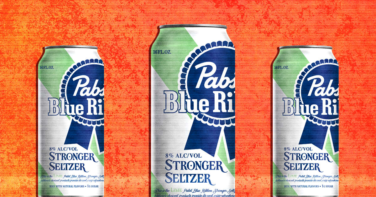 Zerchoo Lifestyle - An Intense PBR Hard Seltzer Is Coming for Your