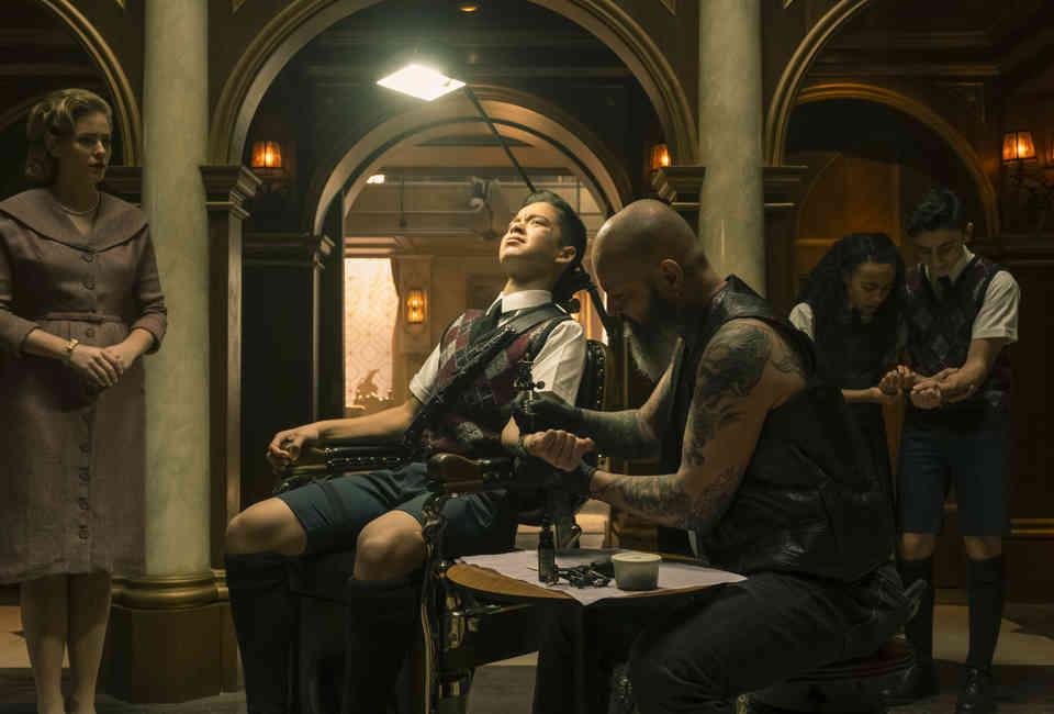 Best Sci Fi TV Shows on Netflix to Stream Right Now - Thrillist