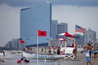 Atlantic City Brigantine Beach
