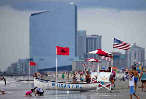 Atlantic City Brigantine Beach