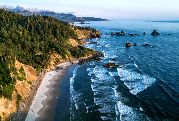 The Most Beautiful Beaches Along Oregon's Magnificent Coastline