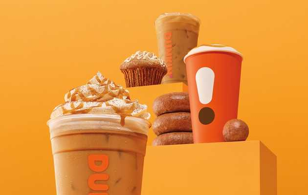 Dunkin' Shows Up Starbucks With Insanely Early Pumpkin Spice Drop