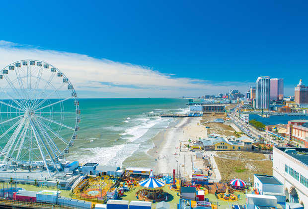The Best Beaches Near Atlantic City