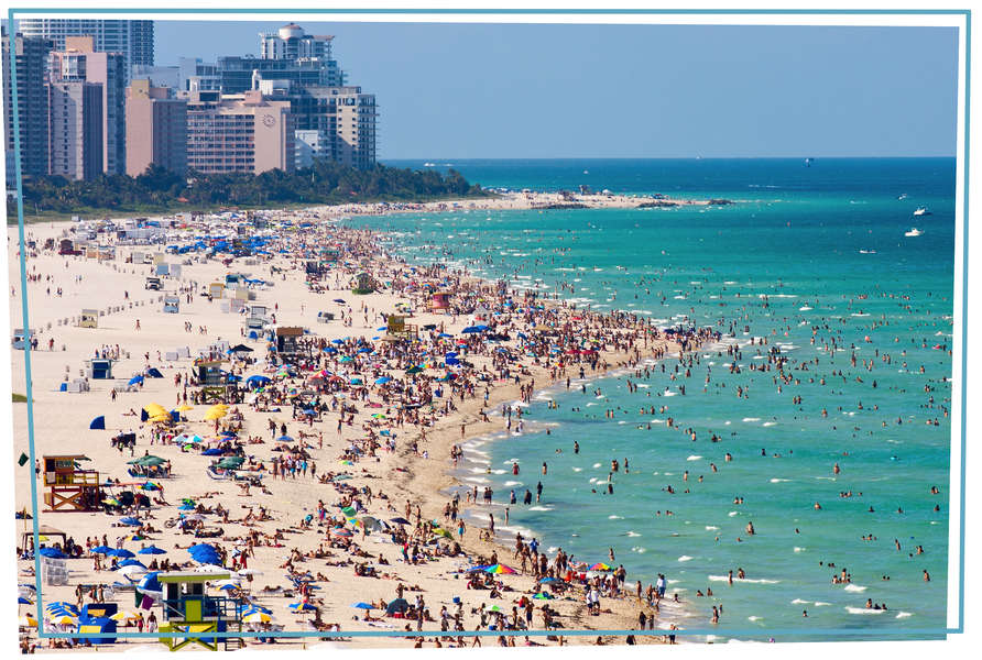 Best Beaches In Miami Most Beautiful