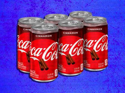 cinnamon coke coco cola