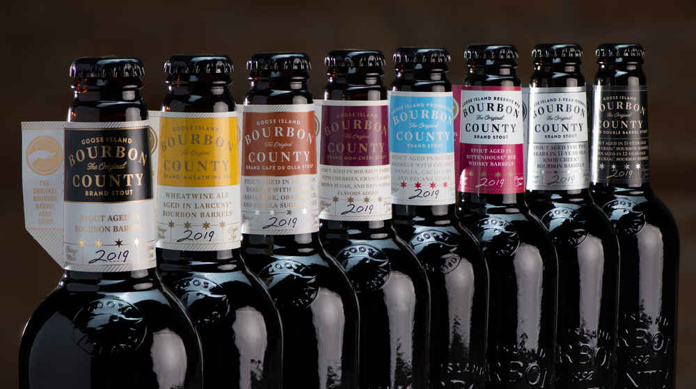 Goose Island Just Revealed Plans for This Year's Bourbon County Stout