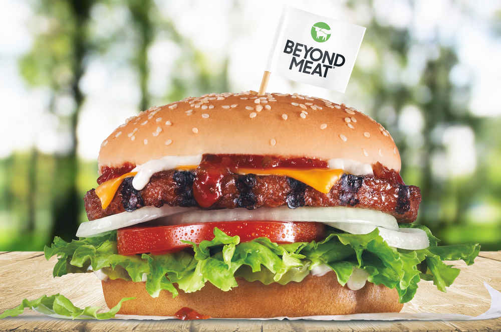 Carl's Jr. Is Giving Out Free Beyond Burgers to Show You How Good They Are