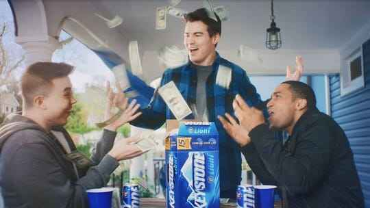 Keystone Light Is Offering to Pay Your Rent so That You'll Come Back to Daddy