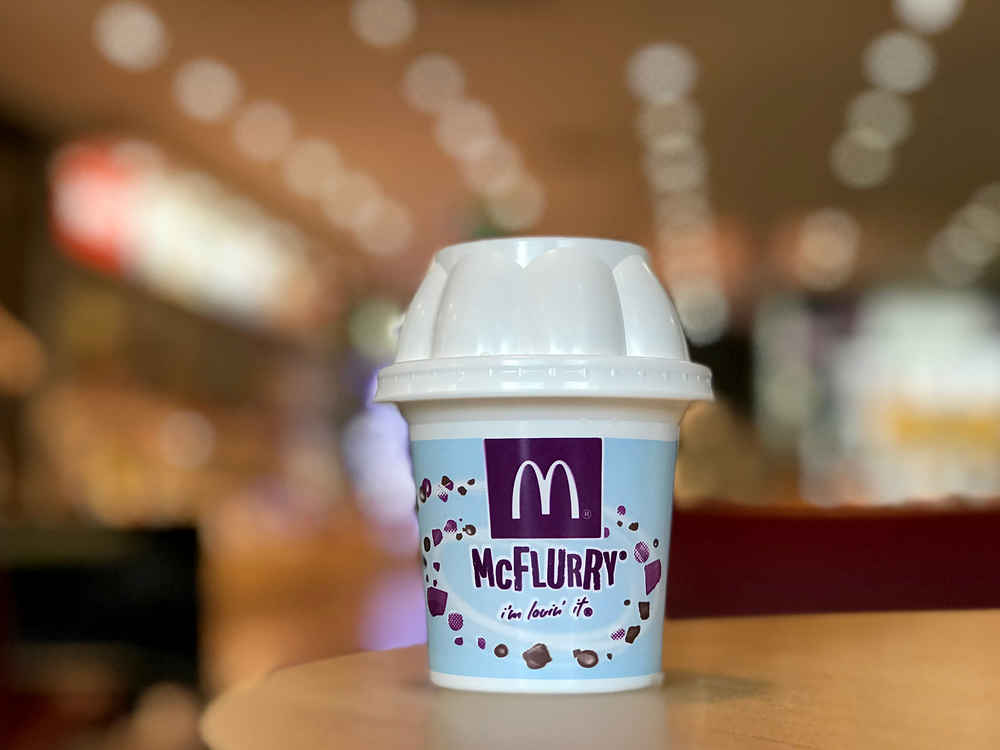 McDonald's Is Making a New Snickerdoodle McFlurry and We Want a Taste
