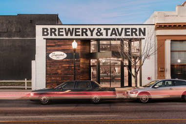 Suspended Brewing Company
