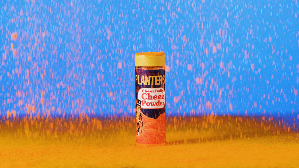 Planters Has Unleashed Cheez Ball Dust So You Can Put Fluorescent Cheese on Everything