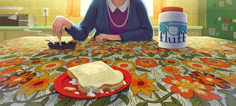My Grandma Made the Worst Sandwiches: A Personal History of the Fluffernutter