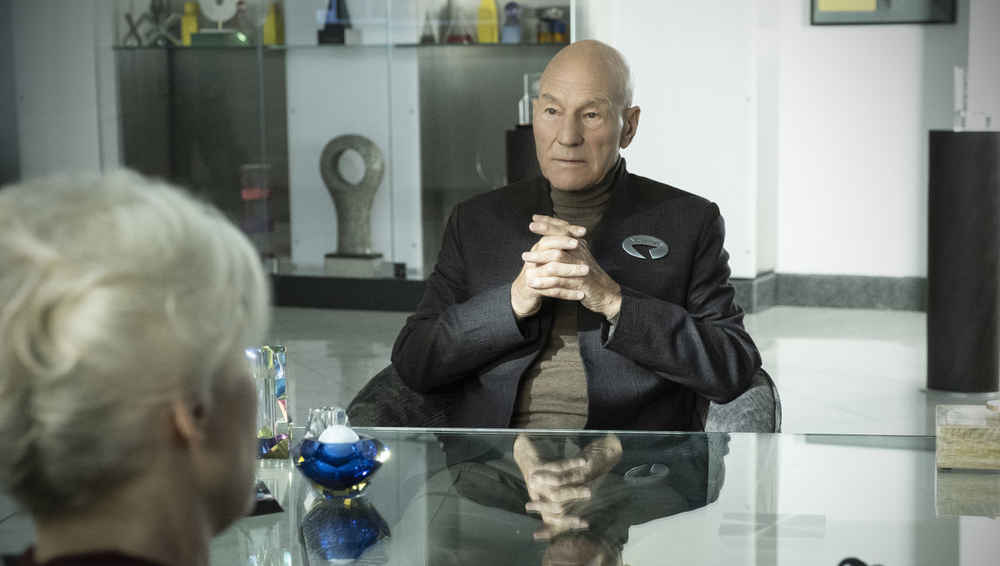 Everything We Know So Far About 'Star Trek: Picard'