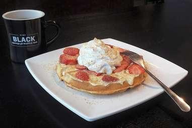Black: Coffee and Waffle Bar