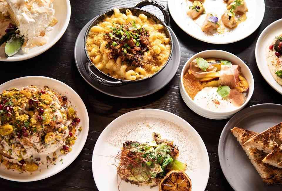 Best Restaurants In San Diego Coolest Hottest Newest
