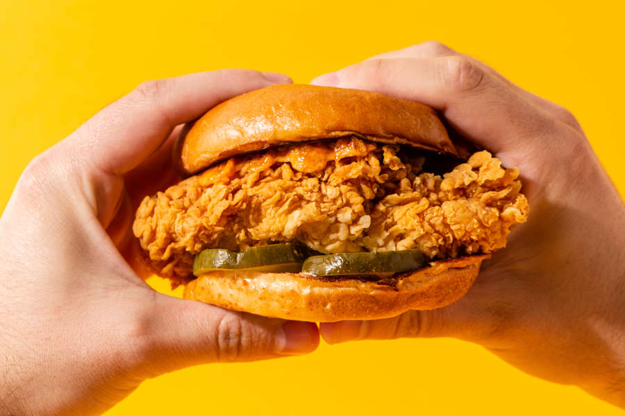 The Fast Food Chicken Sandwich Wars Are Heating Up!
