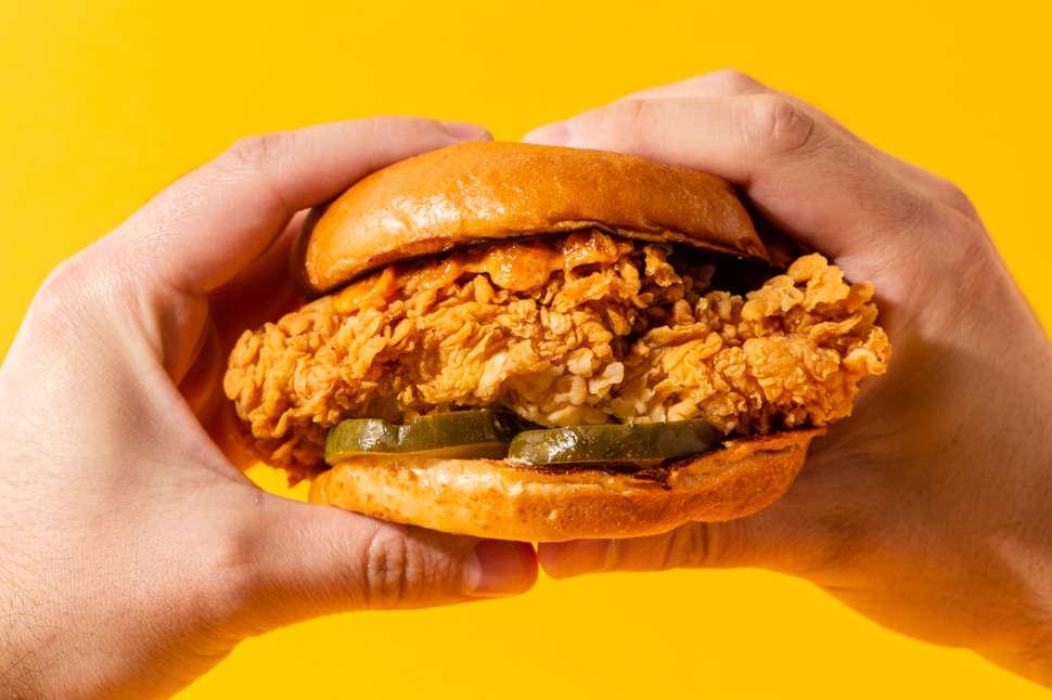 popeyes chicken sandwich back louisiana chain fast food