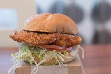 arby's chicken sandwich