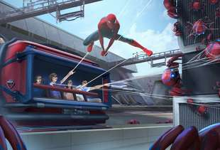 Disney Just Unveiled Details About Its Avengers Land Theme Park