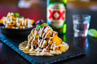 Tacos at El Hefe