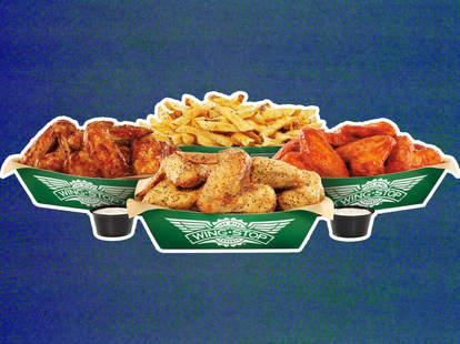 wingstop chicken wings whole wing