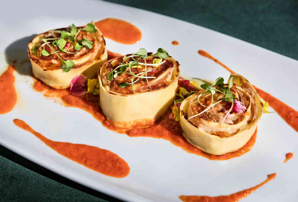 Best Restaurants In Los Angeles Coolest Hottest Newest